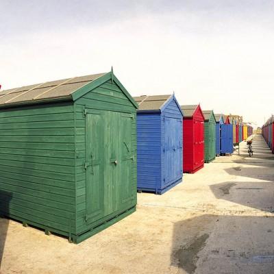 Bexhill-huts+bike