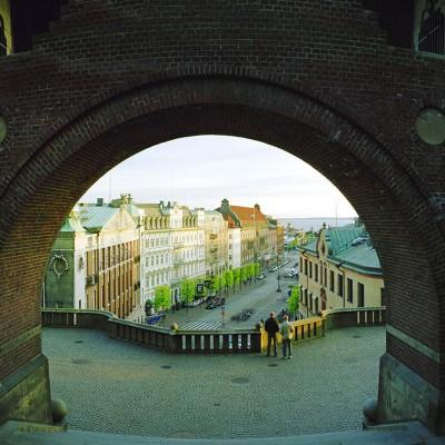 Helsingborg-port