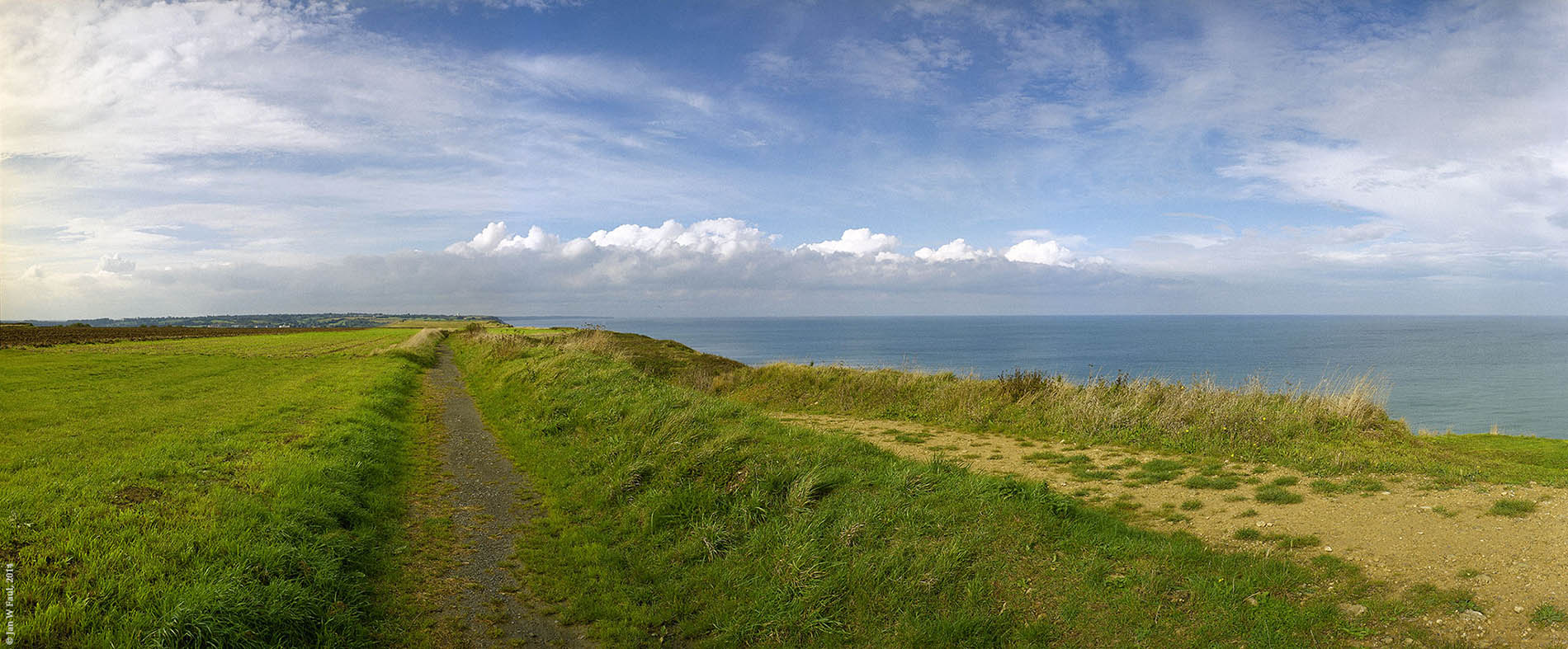Longues sur Mer, Normandy & English Channel