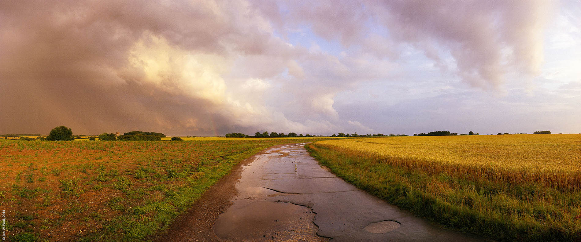 Summer Storm, RAF Lavenham