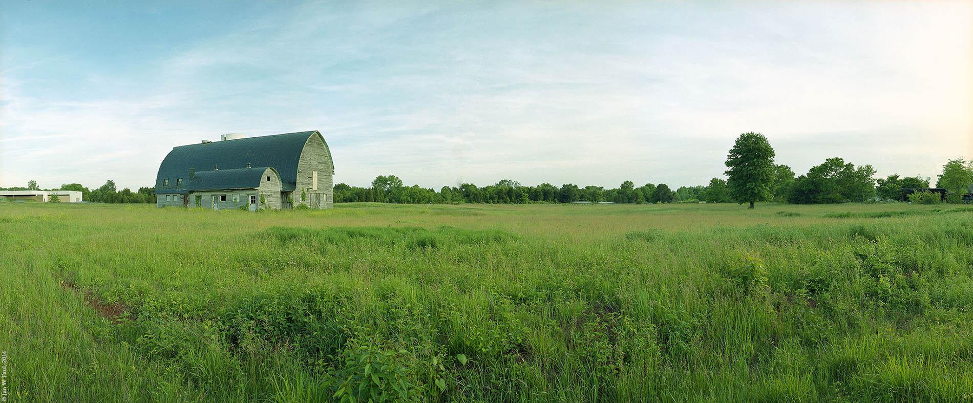 Remington, Gothic arch barn