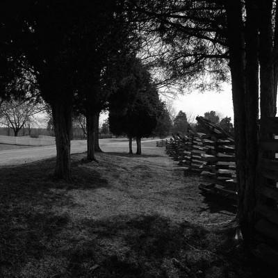 trail+fence