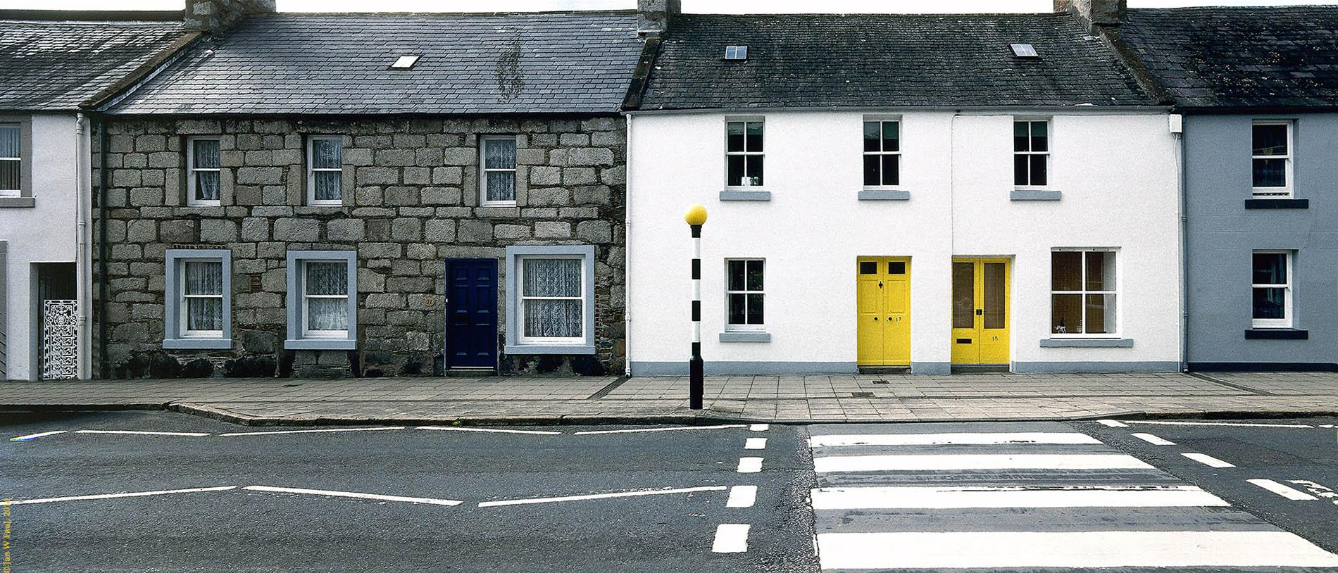 Yellow Doors, UK
