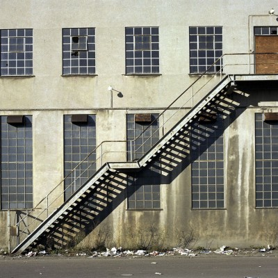Factory stair shadow DK 1