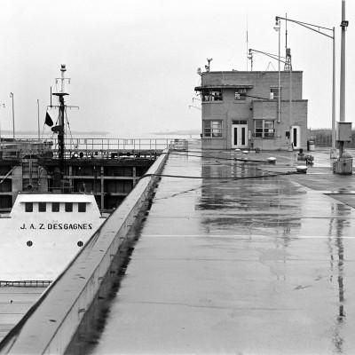St Lawrence Seaway Massena Lock