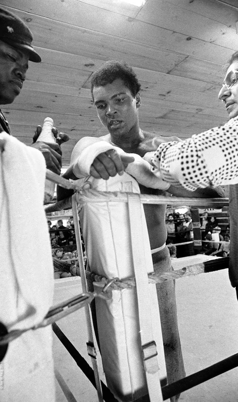 The Lost Ali's: Portraits of a Boxer